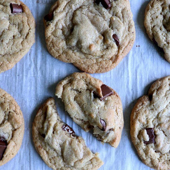 Chocolate Chip Cookies (Dairy-Free)
